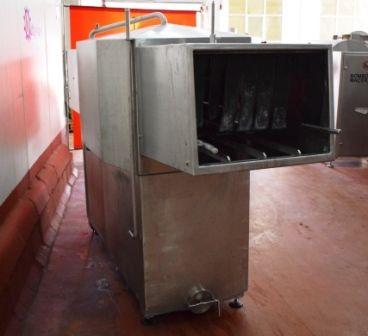 Lavadora de cajas