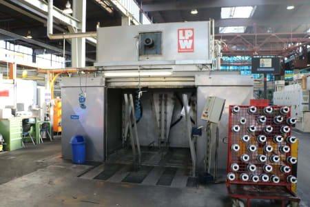 LPW ERA-1050/2 Cleaning System