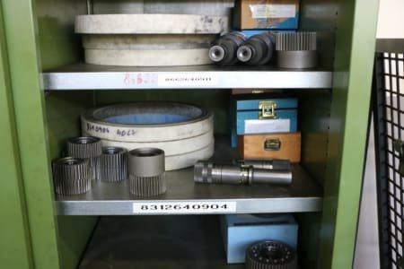 DICK Double-Door Workshop Cabinet
