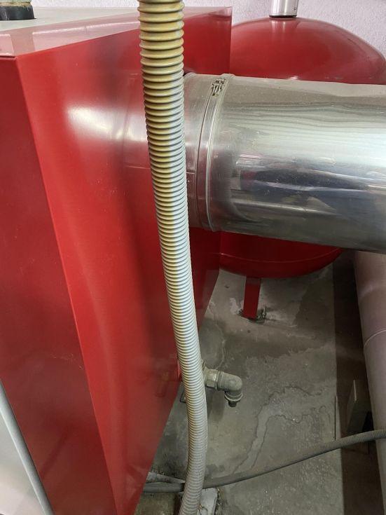 Caldera de agua caliente sanitara