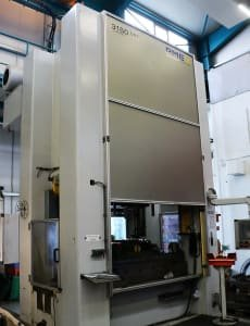 PME PZY 3150-2000 NG Hydraulic Double Column Press