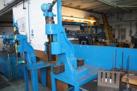 NORTON 6B Fly press