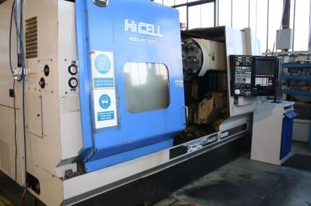HITACHI SEIKI HiCell 40 CNC Lathe