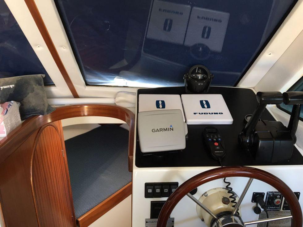 Embarcación de 8.40 metros de eslora