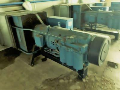 Compresor aire comprimido HYDROVANE HV37