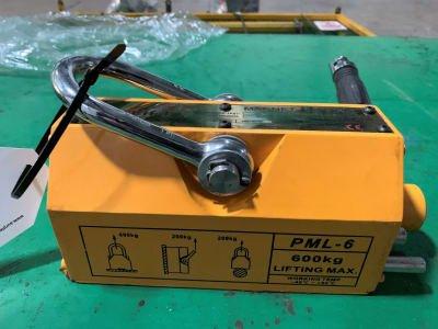 2x Elevador magnético BEZALIFT