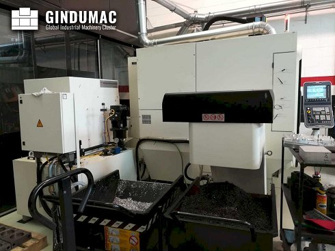 Centro de mecanizado vertical DMG Deckel Maho Ecomill 70