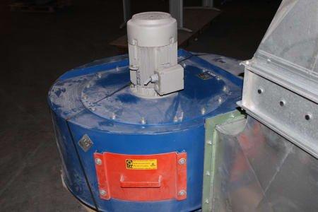 MZ RL 630 Industrial Fan