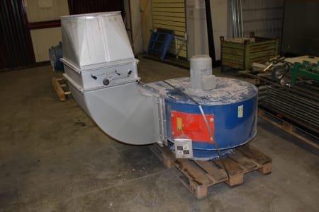MZ RL 560 Industrial Fan