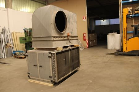 COMIMPIANTI GTA 50 Air Handler