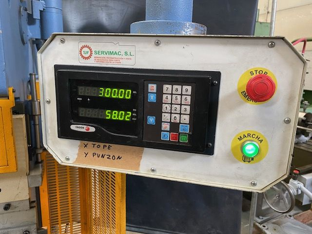 Plegadora Hidraulica