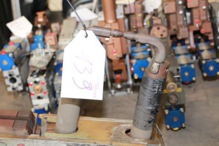 SERV SE200005 Point welidng clamp