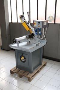Sierra de cinta horizontal para metal IPR 270