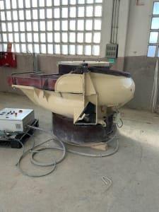 Máquina de pulido por vibración ROTOFINISH ROSLER ST 60