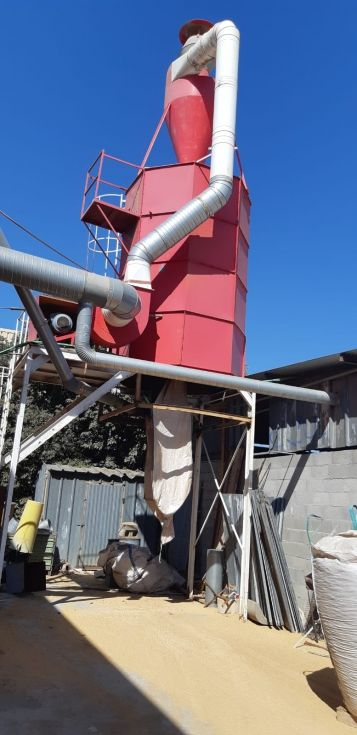 Equipo completo pellets 1000 kgs/hora