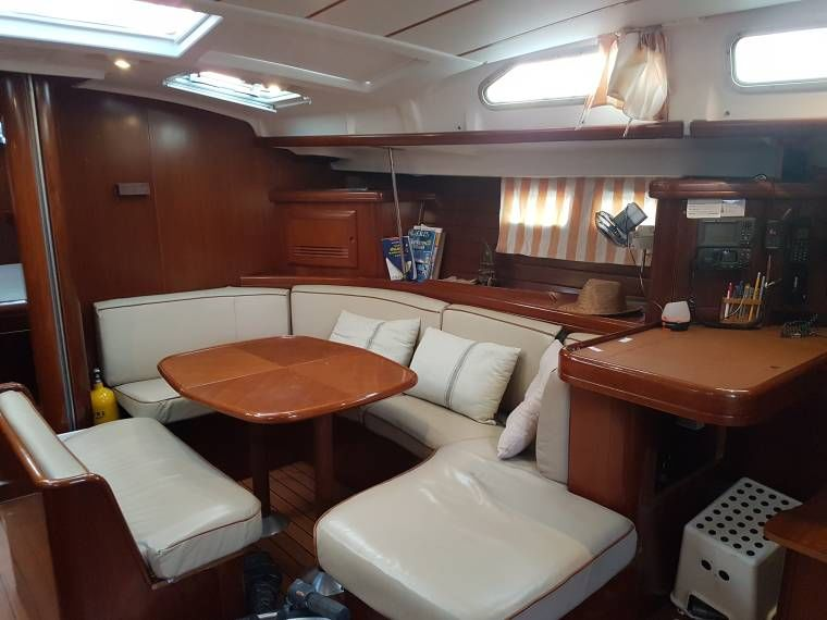 Embarcación de 14.84 metros
