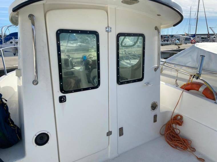 Embarcación de 6.20 metros