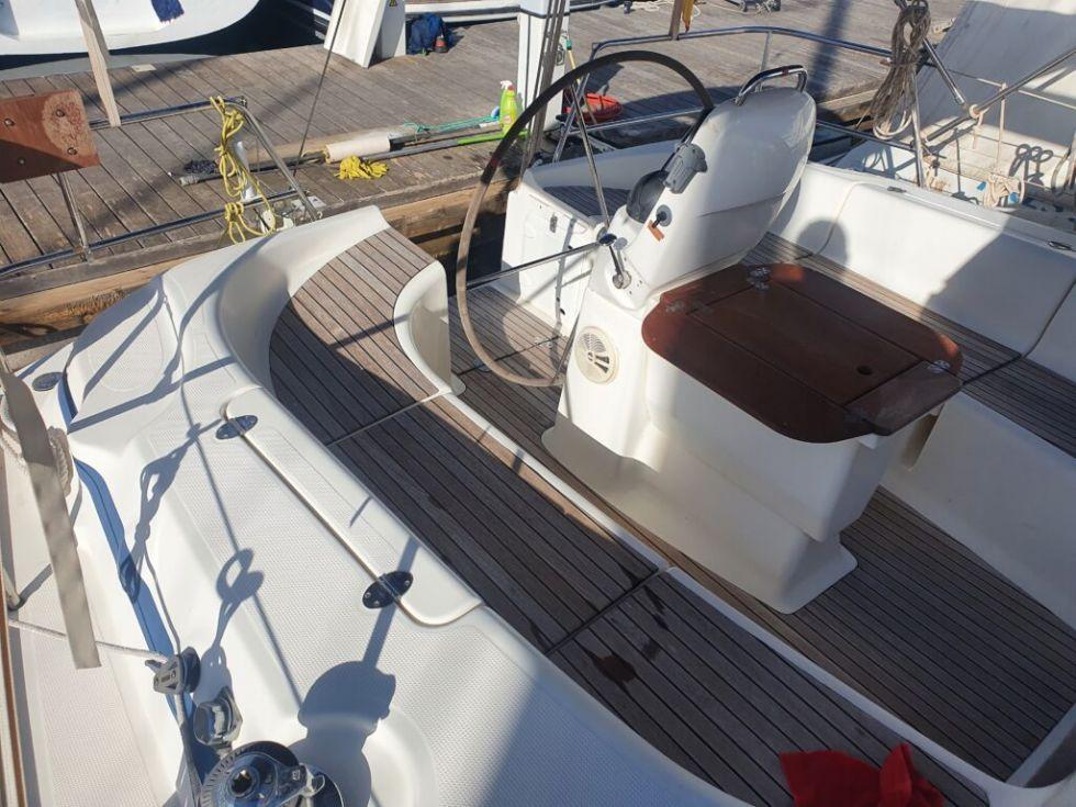 Embarcación de 11,98 metros de eslora