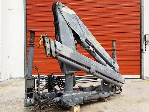 Grúa Heila HL-L 4500-2S