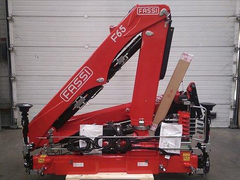 Grúa Fassi F65B.0.23 (nueva)