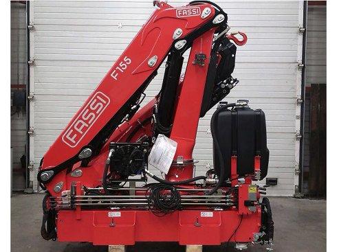 Grúa Fassi F155A.2.24 e-dynamic (nueva)