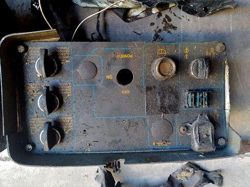 Grupo electrohidráulico trampilla 1.500 Kg