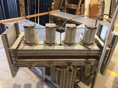 Colocadora automática de clavijas ITALMAC SPINATRICE