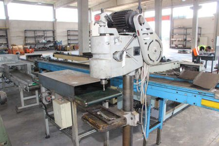 SARA C20 Tapping machine
