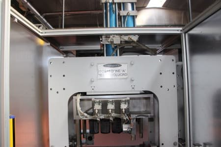 LEONARDO Leak test machine