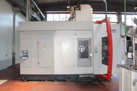 Centro de mecanizado de doble husillo SAMAG MFZ 6-2W