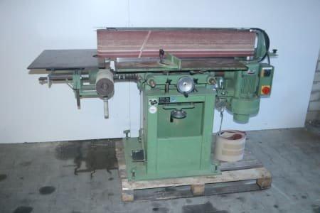 WALTER BARTEL HAPFO_BSM Edge sanding machine