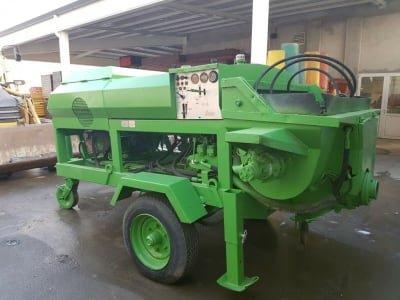 IHI MACHINE POMPA 330 Concrete pump