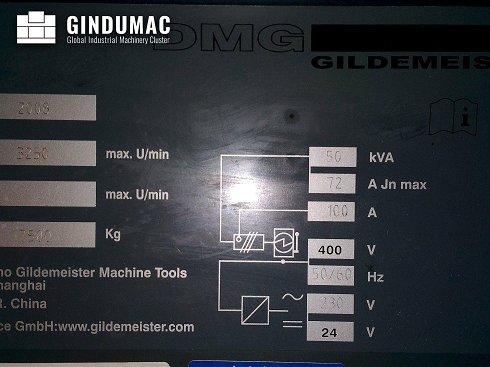 Torno DMG CTX 510 eco de Gildemeister
