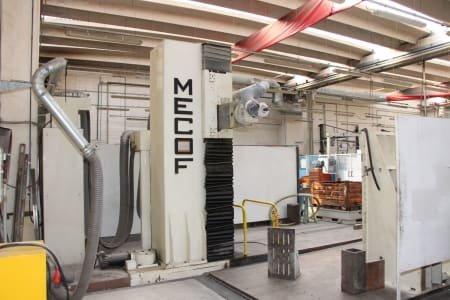 Fresadora MECOF DGT2 CNC