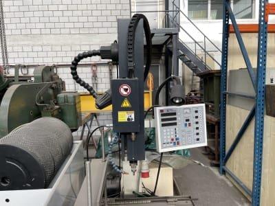 MB COBRA/TSH Eroding Machine