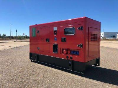 Generador eléctrico LUCLA GLU-50