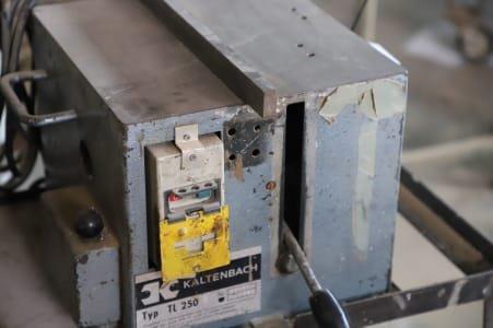 KALTENBACH TL250S Underfloor Saw