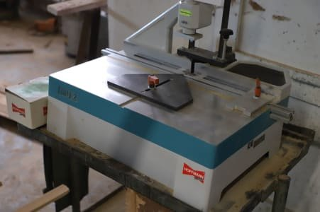 HOFFMANN MU2 Dovetail Milling Machine