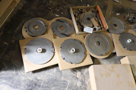 LEITZ Lot Window Gang Milling Cutters