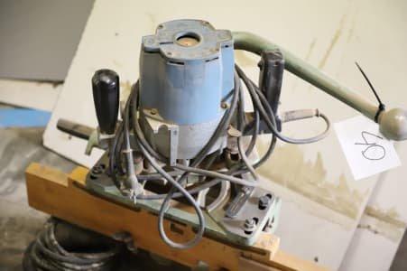 SCHEER HM16 Stair Trencher
