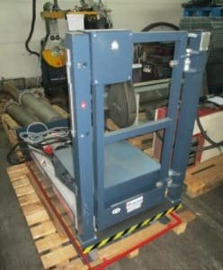 GRUSE ELF 500-SO Low-Built Lifting Table