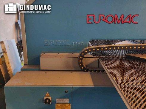 Punzonadora de torreta Euromac ZX 1250/30