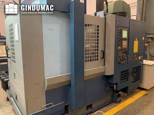 Centro de mecanizado horizontal Matsuura ES 450-H2