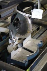 ALPHA-TOOLS 210/2 PROFI Chop Saw