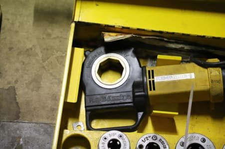 REMS Lot Threading Clamps