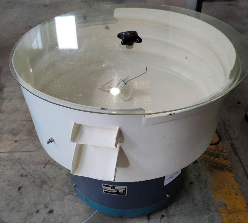 Vibrador alimentador de Ø500mm