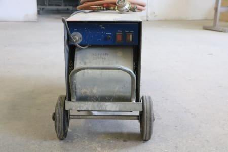 TURBO-TROPIC Heat gun