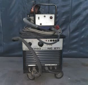 NUOVA CERSO NC 271 MIG-MAG welding machine