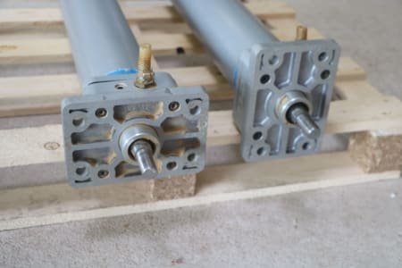 FESTO DN 100-650 Lot of pneumatic pressure cylinder