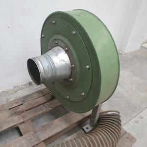 CIMME 2MA24FFI65-S-2 Centrifugal suction fan V5
